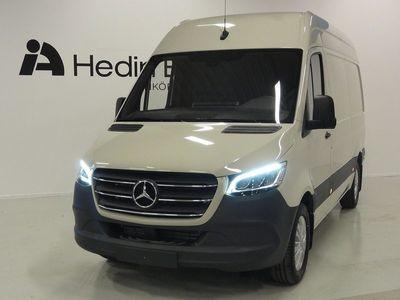 begagnad Mercedes Sprinter Benz 319 CDI SKÅP A2 2019, Transportbil 499 875 kr