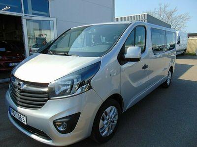 begagnad Opel Vivaro Kombi 1.6 CDTI BIturbo Euro 6 145hk
