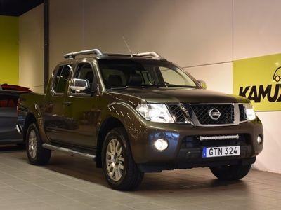 begagnad Nissan Navara 3.0 dCi V6 231hk Drag Skinn Navi BOSE Taklucka