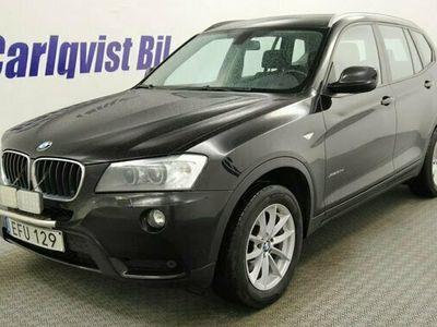 begagnad BMW X3 20D XDRIVE 4x4 Aut 2014, SUV Pris 155 000 kr