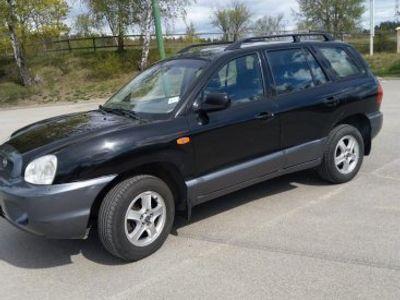 käytetty Hyundai Santa Fe 2003 -03