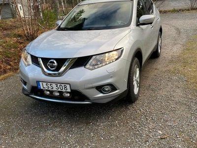begagnad Nissan X-Trail