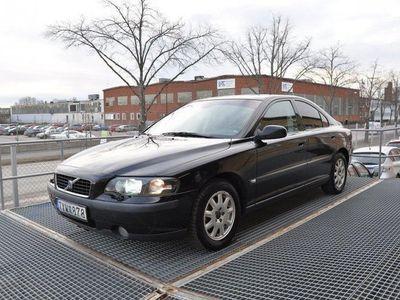 begagnad Volvo S60 2.4 D5 Diesel Sedan 163 hk