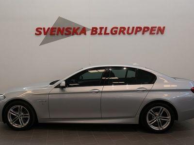 brugt BMW 520 d xDrive M Sport Aut Euro 6 Drag 1-Ägare