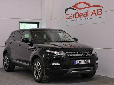 begagnad Land Rover Range Rover evoque 2.2 TD4 4WD *Panorama *Drag