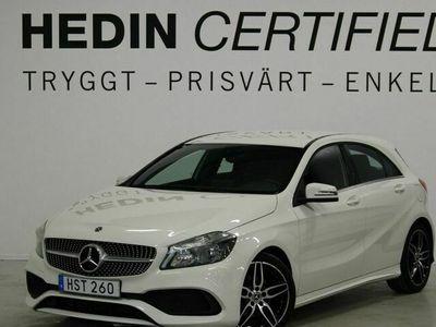 begagnad Mercedes 180 - Benz A - KlassAMG Backkamera Carplay