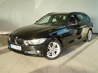begagnad BMW 320 d xDrive Touring Sport Line Automat, Navigation