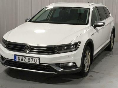 gebraucht VW Passat Alltrack 2.0 TDI Sportscombi 4Motion (190hk)