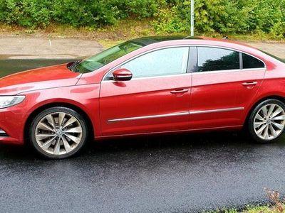 begagnad VW CC 3.6 V6 4Motion DSG Premium