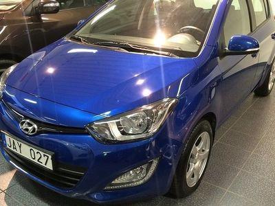 gebraucht Hyundai i20 Select 1,2 2013, Kombi 74 900 kr