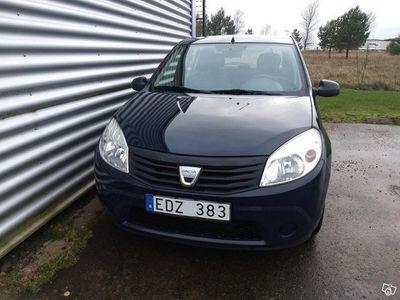 begagnad Dacia Sandero 1.6 E85 87hk -11