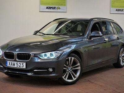 begagnad BMW 320 d xDrive Sport Line Navi Drag (184hk)