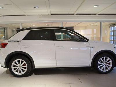 begagnad VW T-Roc TSI 190 R-LINE 4M DSG