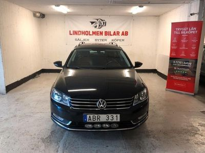 begagnad VW Passat Variant 2.0 TDI BlueMotion
