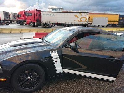begagnad Ford Mustang GT BOSS utförande optik V6