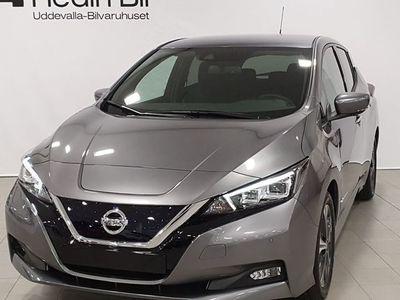 begagnad Nissan Leaf 40KWH Tekna