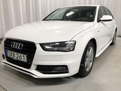 brugt Audi A4 AVANT 2.0 TDI clean diesel (150hk)