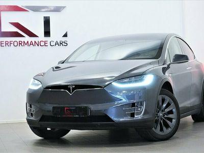 begagnad Tesla Model X 100D AWD 6-Sits 611hk Drag