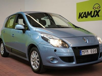 begagnad Renault Scénic 1.5 dCi Manuell