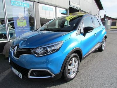 begagnad Renault Captur 0.9 TCe 90hk