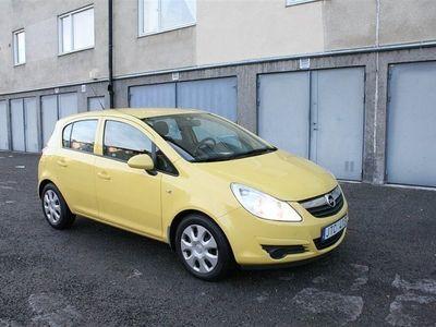 begagnad Opel Corsa 1,4 5dr 90hk Kamkedja Lågmil