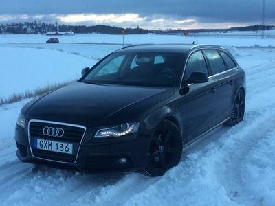usata Audi A4 AVANT 1.8 TFSI (160hk)