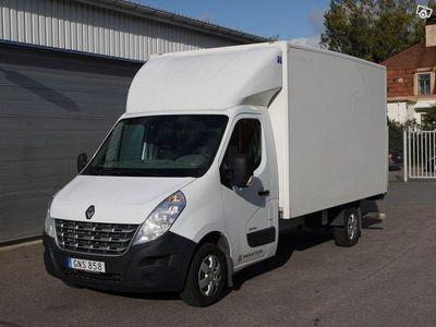 begagnad Renault Master 2012Volymskåp Bakgavellyft Ba -12