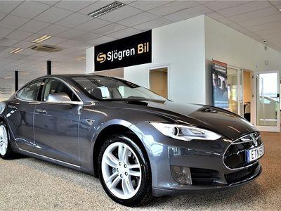 begagnad Tesla Model S 85D AWD Single Speed 525hk -15
