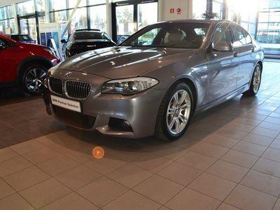 begagnad BMW 530 d Sedan M-Sport / Navi (245hk)