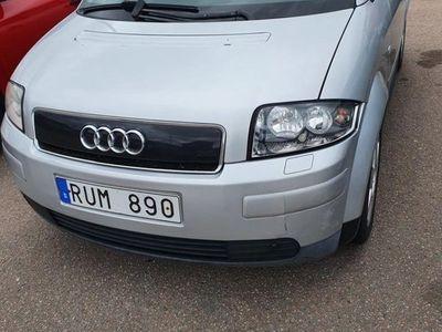 begagnad Audi A2 ny bes& skatt