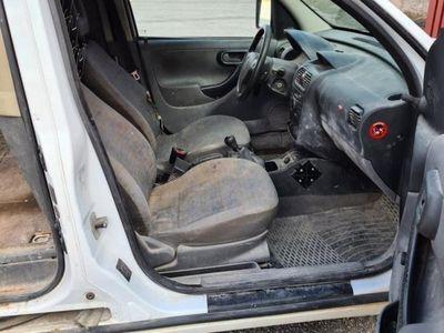begagnad Opel Combo Van 4-dörrar 1.7 CDTI