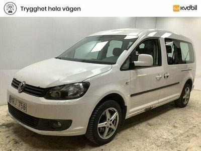 begagnad VW Caddy Maxi Life MPV 1.6 TDI (102hk)