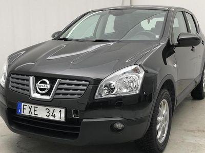 begagnad Nissan Qashqai 2.0 4x4