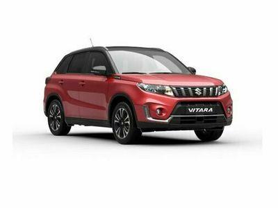 begagnad Suzuki Vitara 1.dHybrid 4x4 2020, Halvkombi Pris 229 400 kr