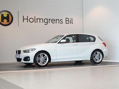 begagnad BMW 120 d 5dr M-Sport - Harman Kardon (190hk)