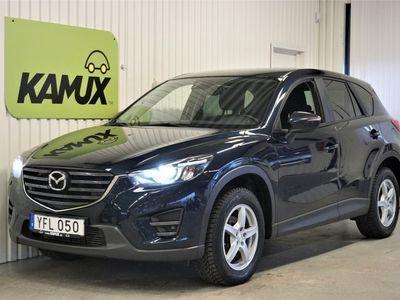 begagnad Mazda CX-5 2.2 SKYACTIV-D / Drag / S&V-hjul, 150hk