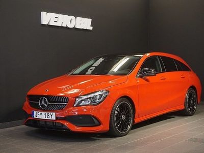 begagnad Mercedes CLA180 AMG Aut Backkamera Apple Carplay Panorama Drag