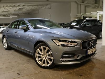 used Volvo S90 D5 AWD Geartronic Inscription Euro -17