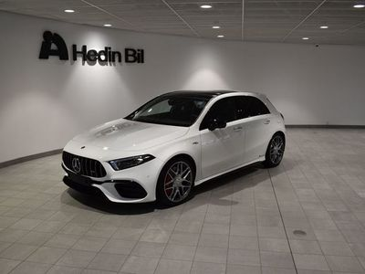 begagnad Mercedes A45 AMG - BenzS / / Nightpackage / / Panorama