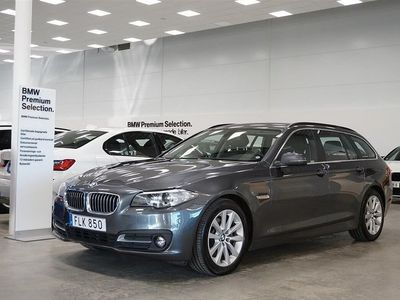 begagnad BMW 520 d xDrive Touring Sport Skinn LED