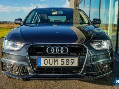 brugt Audi A4 Avant 2.0 TDI 190 QUATTRO -15