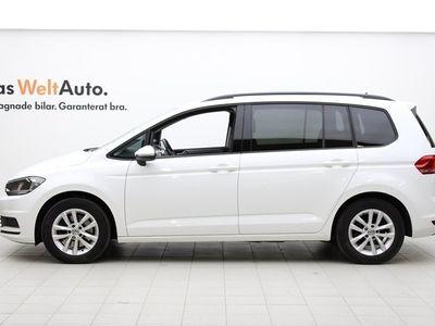 begagnad VW Touran 1.4 TSI 150/DRAGPAKET