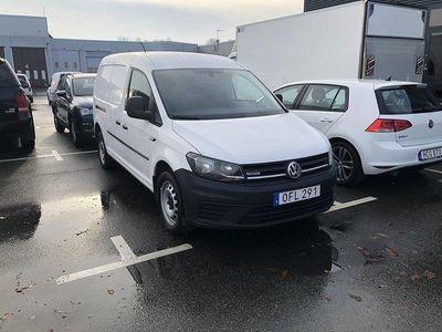 begagnad VW Caddy Maxi Skåp EU6 TDI 150HK DSG/