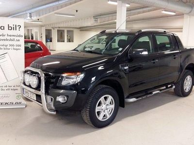 begagnad Ford Ranger DOUBLE CAB WILDTRACK 3,2 TDCI -16