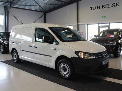gebraucht VW Caddy Maxi 2,0TDI Drag värmare -16