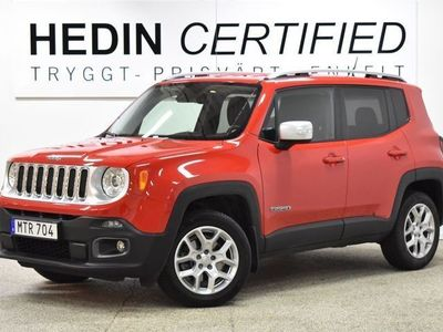 begagnad Jeep Renegade 2,0 CRD 4WD Limited