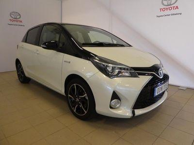 begagnad Toyota Yaris Hybrid STYLE, COMFORT PACK