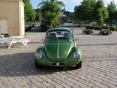 begagnad VW Käfer bubblas 1.6 50hk