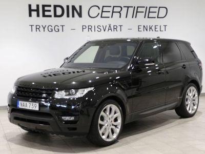 begagnad Land Rover Range Rover Sport 3.0 SDV6 4WD 306hk