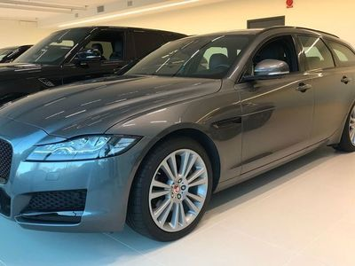 begagnad Jaguar XF SPORTBRAKE 2.0D HIGH AWD 240HK